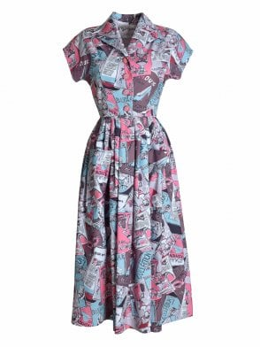 b1e067eb99dc 1950s Dresses   Clothing l Vivien of Holloway