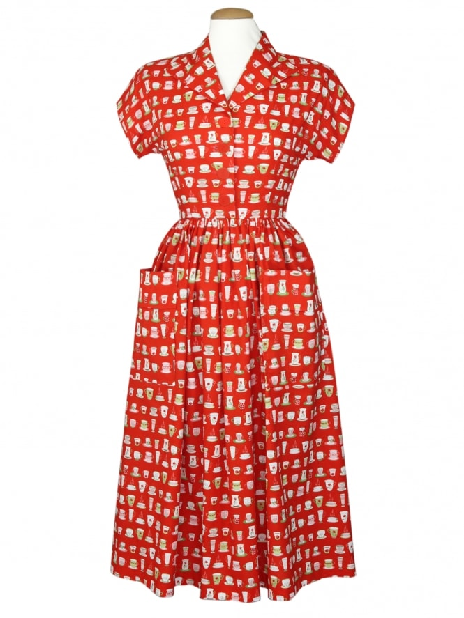 50s-1950s-Vivien-of-Holloway-Best-Vintage-Style-Reproduction-Kitty-Tea-Cups-Red-Rockabilly-Swing-Pinup