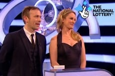 The National Lottery Live with Tamzin Outhwaite in Vivien of Holloway, March 2016