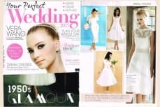 Vivien of Holloway Halterneck Dress in Your Perfect Wedding, 2013