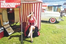 Vivien of Holloway in the Independant Magazine, 28 august 2010