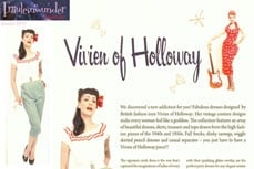 Vivien of Holloway in Frauleinwunder magazine, August 2011