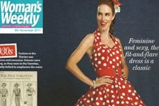 Vivien of Holloway in Woman's Weekly magazine, 8 November 2011