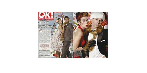 Vivien of Holloway in OK magazine, 4 January 2011