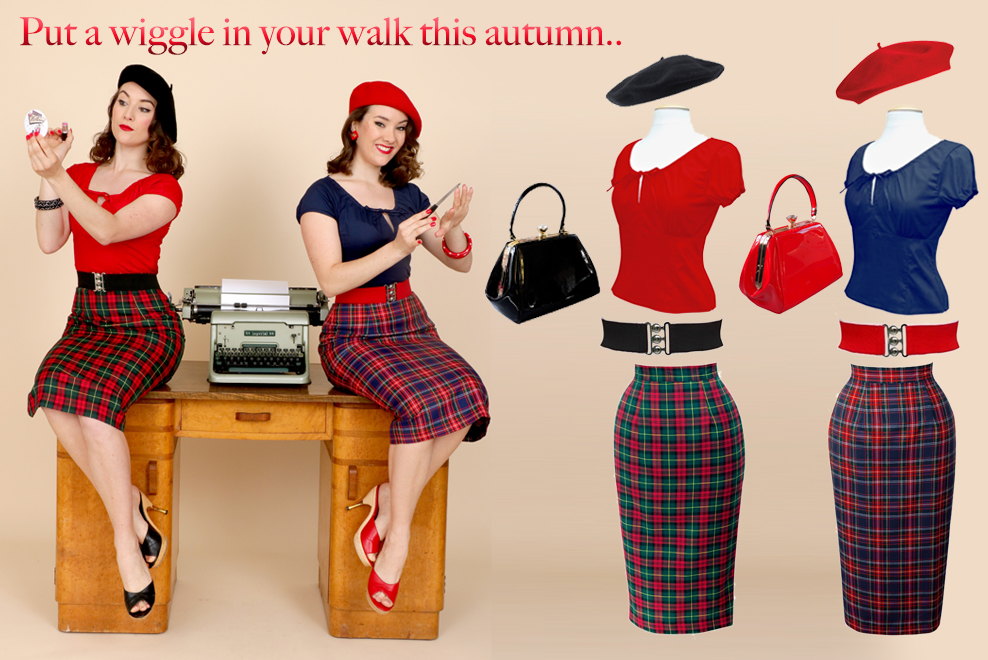 Put a wiggle in your walk this Autumn