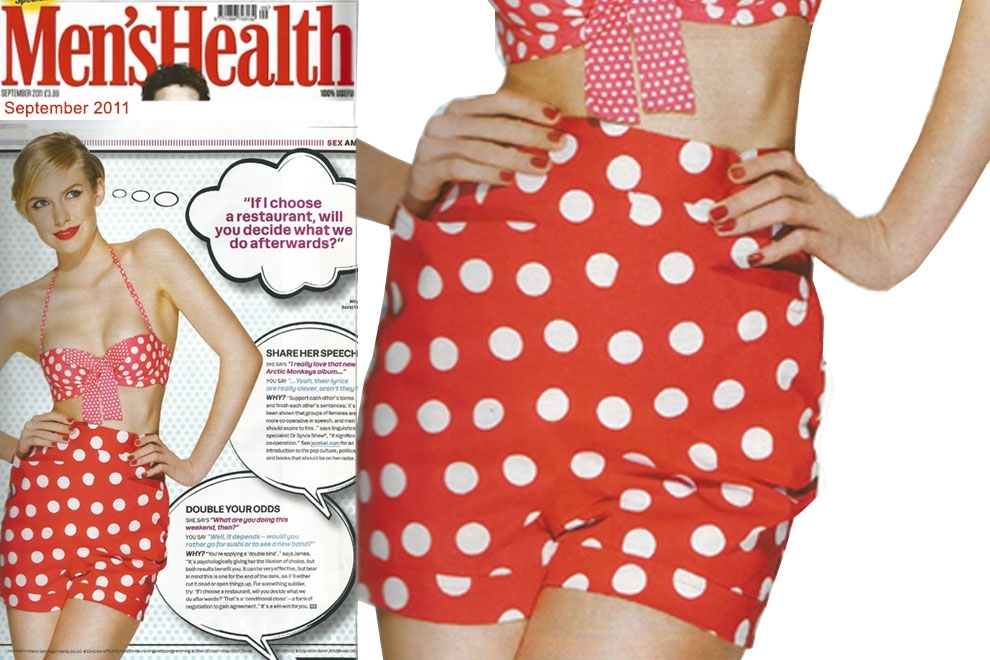 Mens health sept 2011