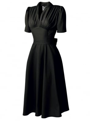 Nazare Dress Noir
