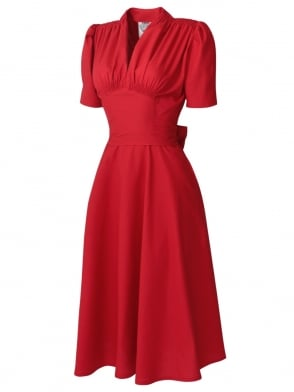 Nazare Dress Rouge