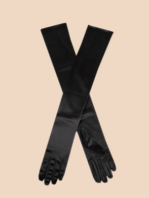 Opera Gloves Black