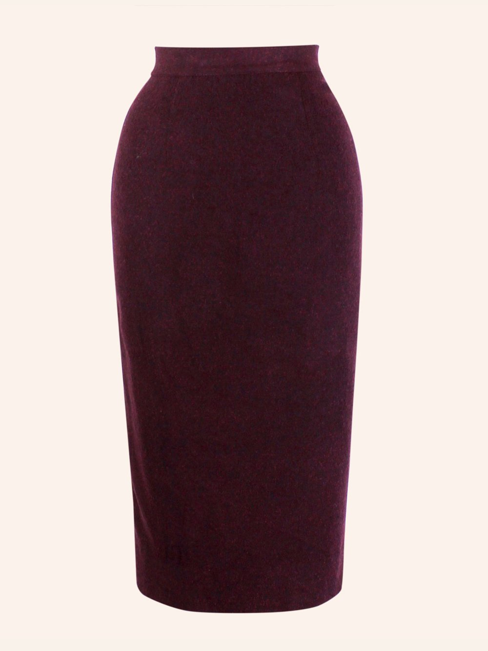pencil skirt lined