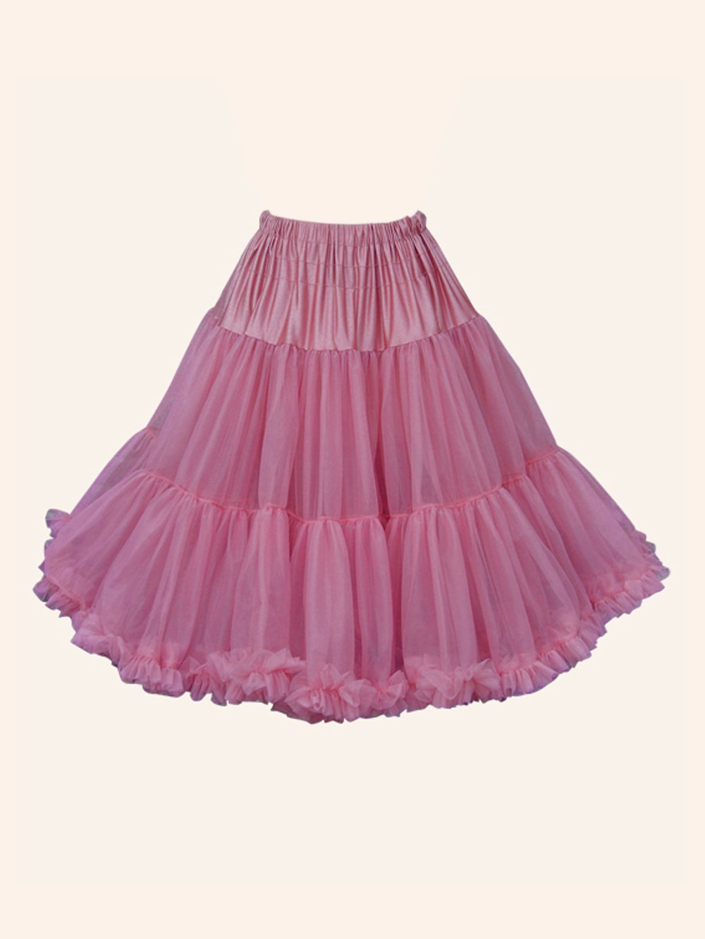 Petticoat Dusky Pink From Vivien Of Holloway