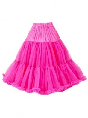 Petticoat Hot Pink