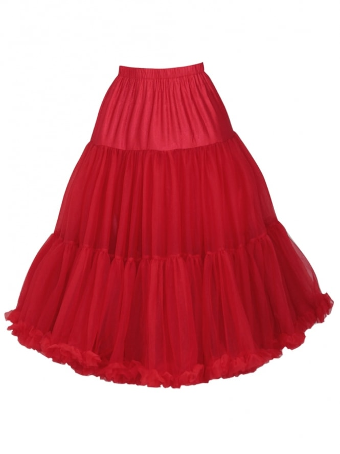 Petticoat Red