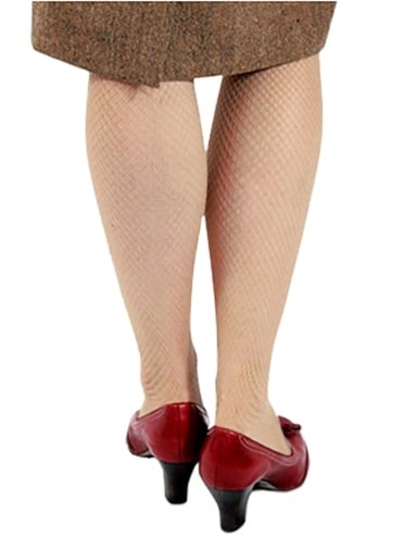 50s-1950s-Vivien-of-Holloway-Best-Vintage-Style-Reproduction-Pin-Up Fishnet-Tights-Natural-Rockabilly-Swing-Pinup