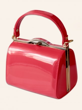 40s-1940s-Vivien-of-Holloway-Best-Vintage-Style-Reproduction-Repro-in-Up-Girl-Handbag-Mini-Coral-from-Vivien-of-Holloway-Vintage-Style-