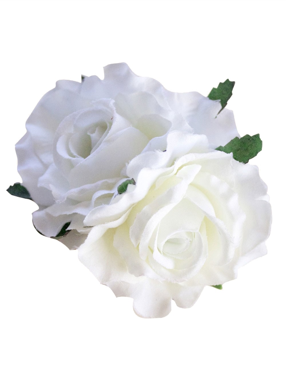 white garden rose hair pin accessories with ideas