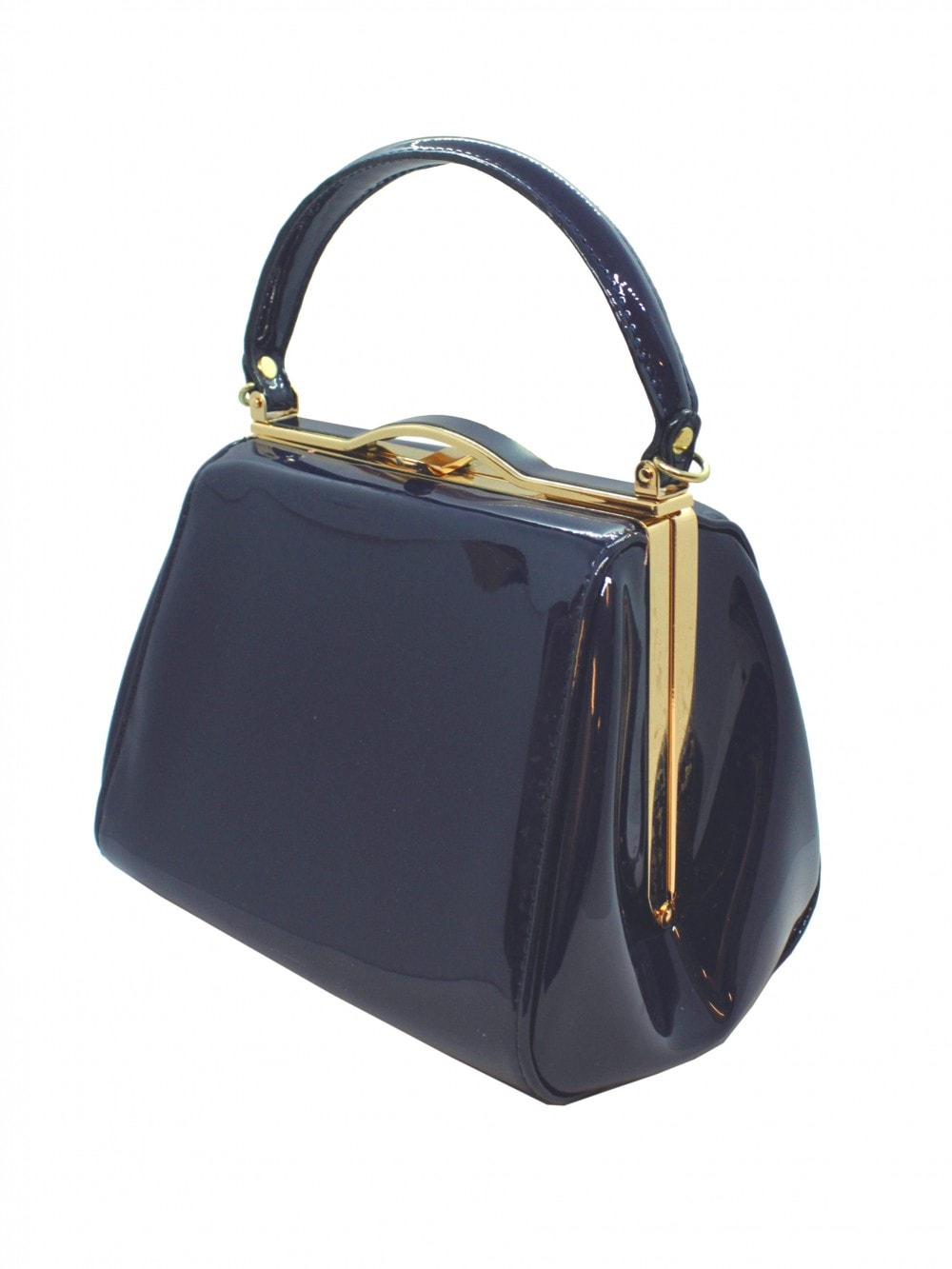 dd3ff7e714ec Pin-Up Handbag Navy from Vivien of Holloway