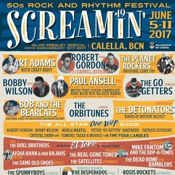Win a pair of tickets for Screaming Festival