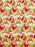 Raglan Regal Green Red