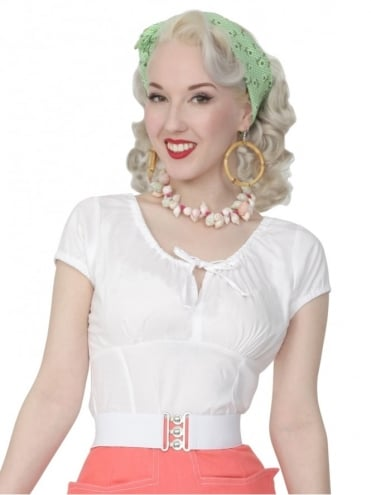 40s-1940s-Vivien-of-Holloway-Best-Vintage-Style-Reproduction-Repro-Rio-Top-White-Cotton-Rockabilly-Swing-Pinup