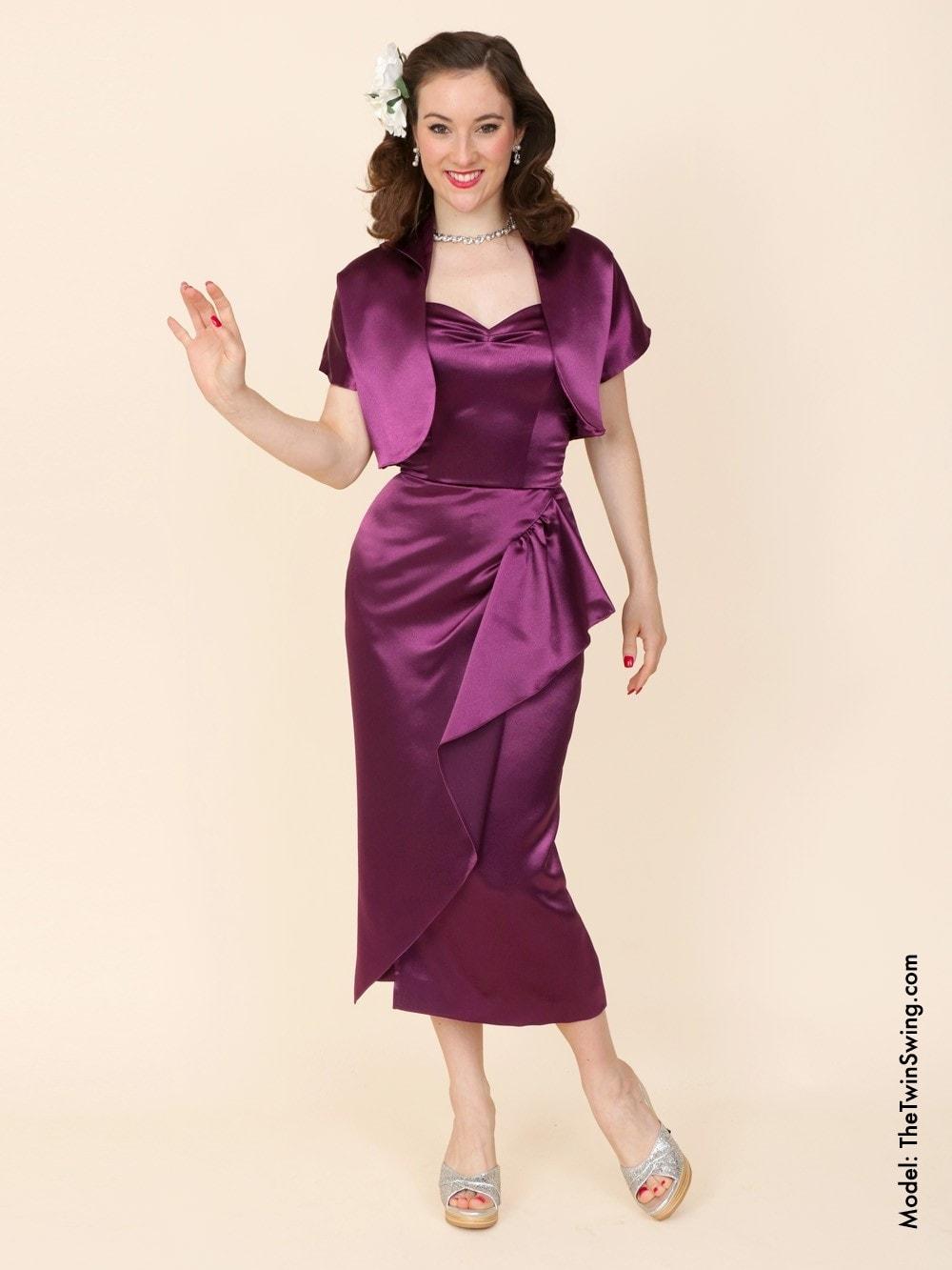 9bd920ccbc 40s-1940s-Vivien-of-Holloway-Best-Vintage-Reproduction-