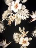 Sarong Bird of Paradise Black