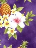 Sarong Malibu Purple Bolero Set