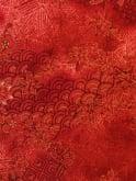 Sarong Momiji Red