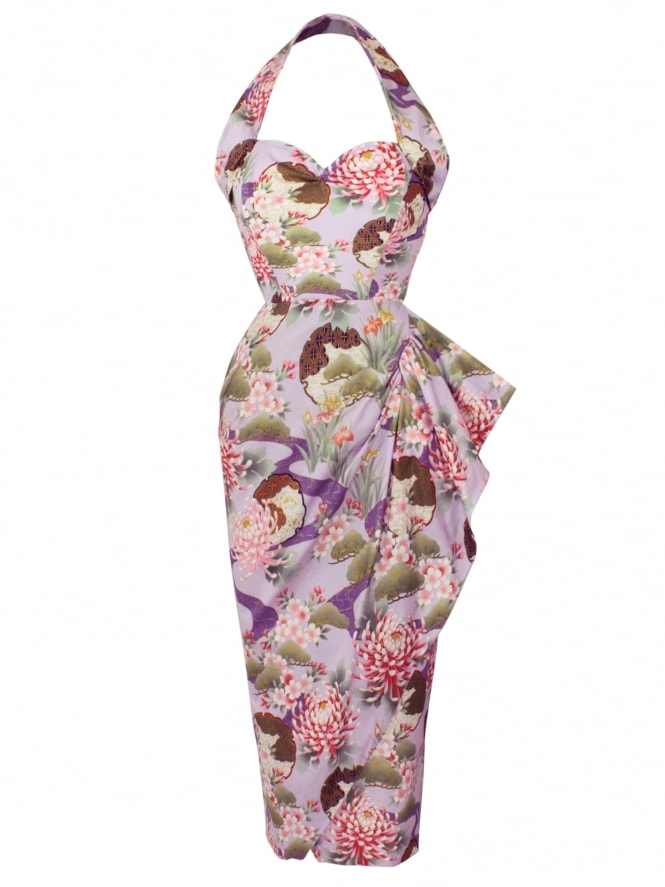Sarong Oasis Orchid