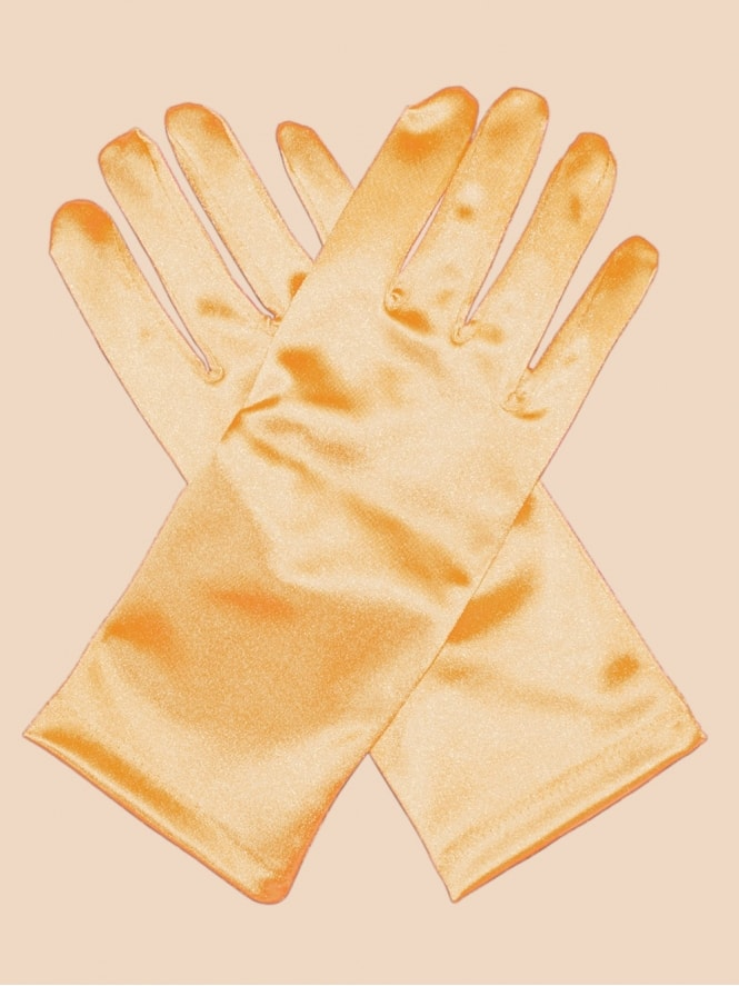 Short Gloves Gold
