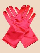 Short Gloves Red