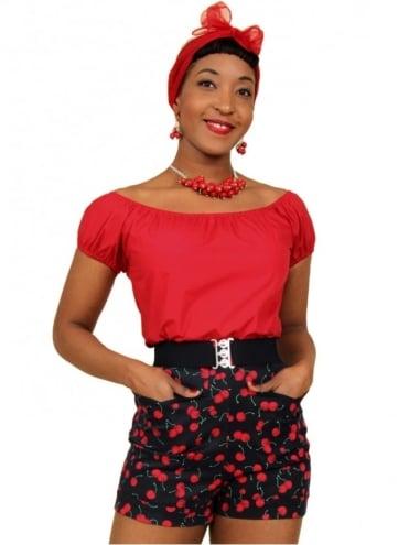 Shorts Black Cherry