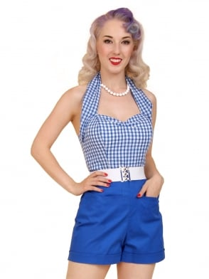Shorts Royal Sateen