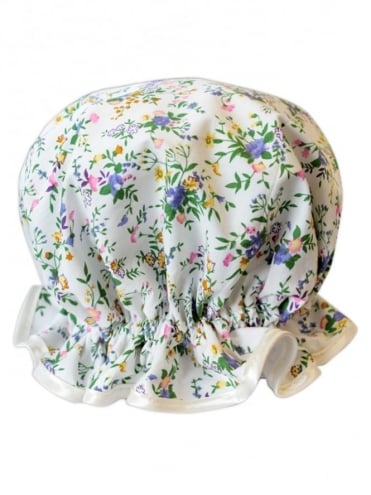 Shower Cap Wild Flower