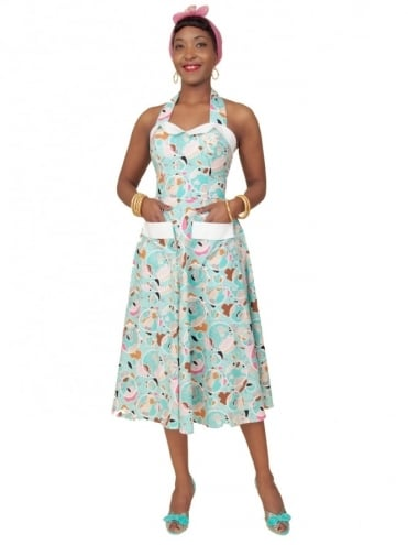 Sundress Anna Aquatic Floral