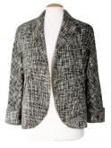 Swagger Jacket Grey Fleck