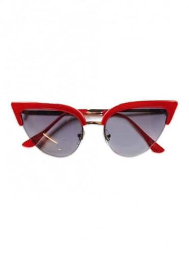 Thunderbird Sunglasses Red