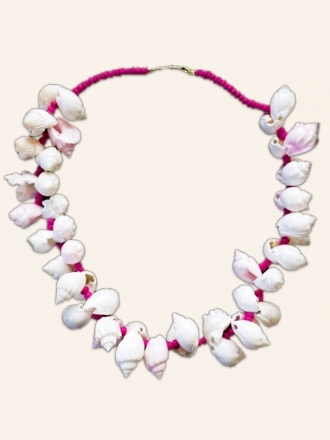 Tropicana Shell Necklace