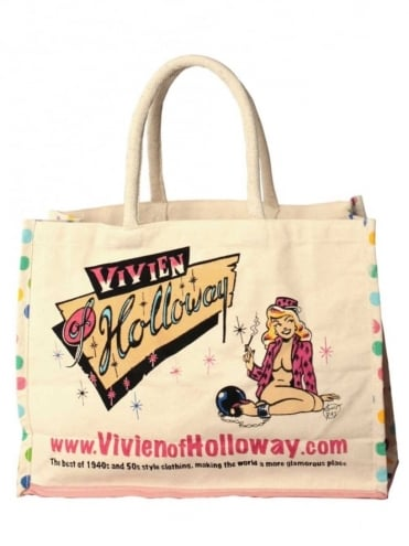 Vivien of Holloway Tote Bag