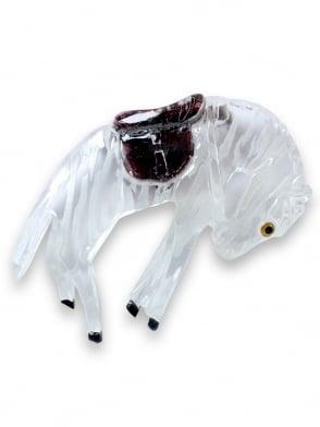 Yee Haw! Horse Pin Brooch